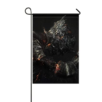 Amazon com : JiaoL Garden Flag Dark Souls 3 Dark Souls Iii