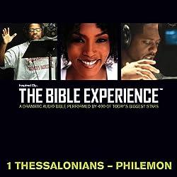 1 Thessalonians to Philemon