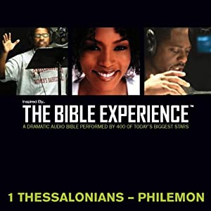 1 Thessalonians to Philemon Audiobook