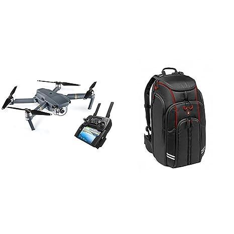 DJI Mavic Pro - Dron cuadricóptero con control remoto, color negro ...