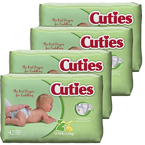 diapers size 2 - 7
