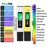 PH Meter and TDS Meter Combo, PH Tester