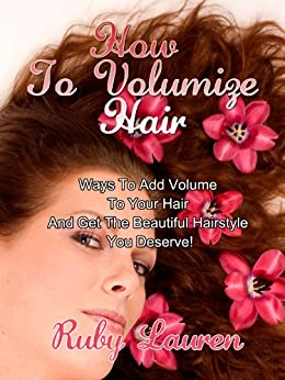 ways to get your haircut how to volumize hair ways to add volume to 3876 | 51Xov4QmOGL. SY346