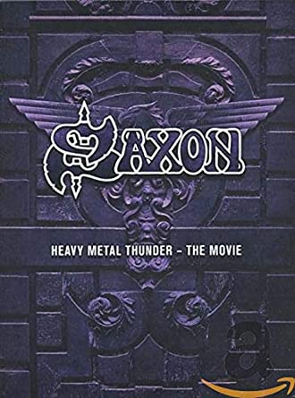 Heavy Metal Thunder - The Movie [DVD]: Amazon.es: Saxon: Cine y Series TV