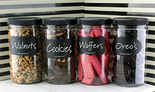 The 8 best kitchen jars clear