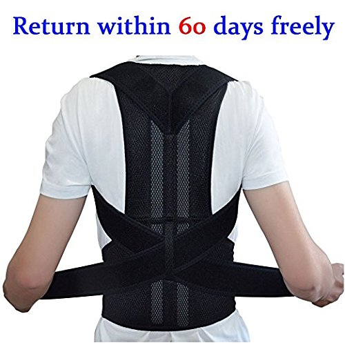 Posture Correctors, Back Shoulder Lumbar Waist Supporting...