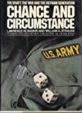 Chance and Circumstance, Lawrence M. Baskir and William A. Strauss, 0394412753