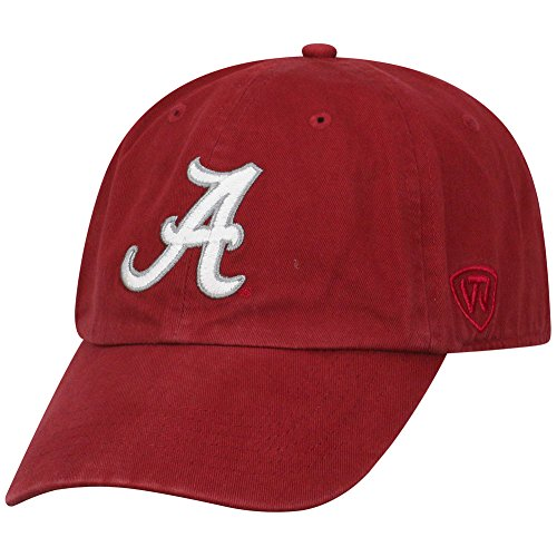 Elite Fan Shop Alabama Crimson Tide Womens Hat Crimson - Crimson & White (Alabama Tide Crimson University)