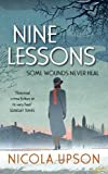 Nine Lessons (Josephine Tey Mystery 7)