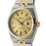 Rolex Datajust quartz gold unisex-adult Watch 17013 (Certified Pre-owned)