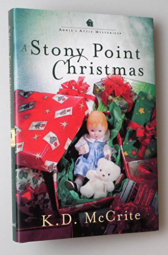 A Stony Point Christmas (Annie's Attic Mysteries)