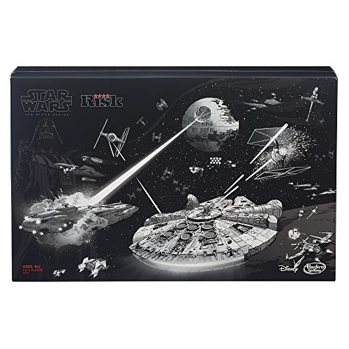 Hasbro Star Wars The Black Series Risk Game -