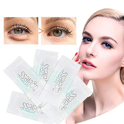 CHAFIN-50pcs Instantly Jeunesse Ageless Eye Cream Anti-Aging Moisturizing Whitening Hyaluronic Acid Original Liquid Argireline