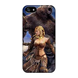 KerryParsons Iphone 5/5s Shock Absorbent Hard Phone Cover Provide Private Custom Beautiful Strange Magic Skin [MQO5636Qxcp]