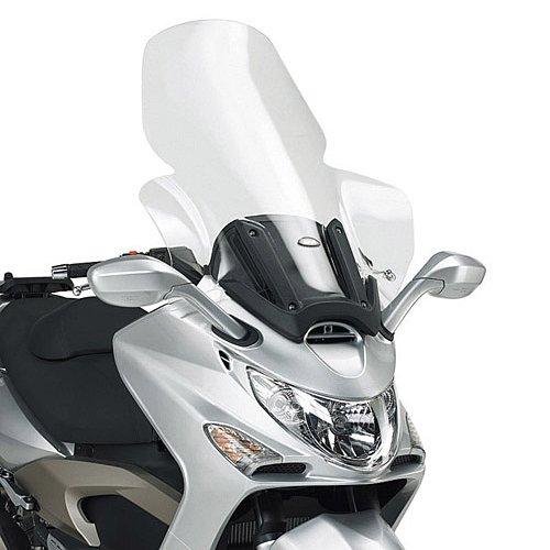 Motorrad Windschutzscheibe Kymco Xciting R 500//i 05-09 Givi transparent
