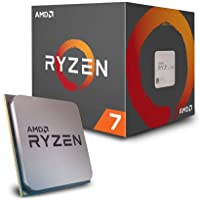 AMD Ryzen 7 2700 Processor with Wraith Spire RGB LED Cooler - YD2700BBAFBOX