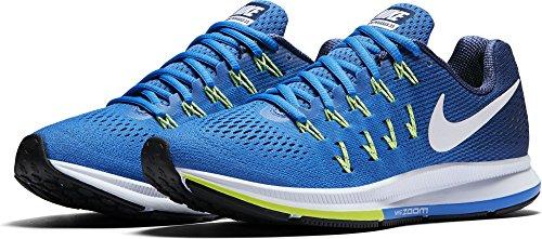 Zoom Air Nike 33 Pegasus de Chaussure WMNS Bleu Femme Sport gEffqSwA