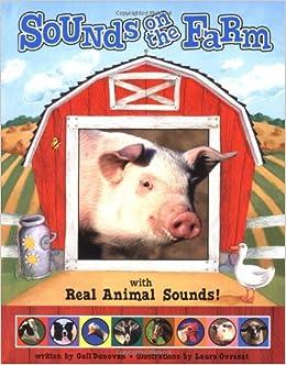 Sounds On The Farm por Laura Ovresat epub