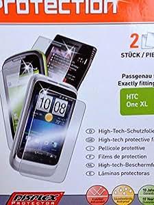 Displex Crystal Clear Protector de pantalla para Galaxy Note 2