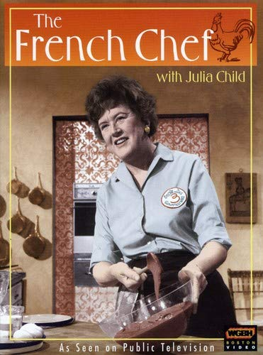 Julia Child: The French Chef Public Broadcasting Service 2258492 Instructional / Educational Movie