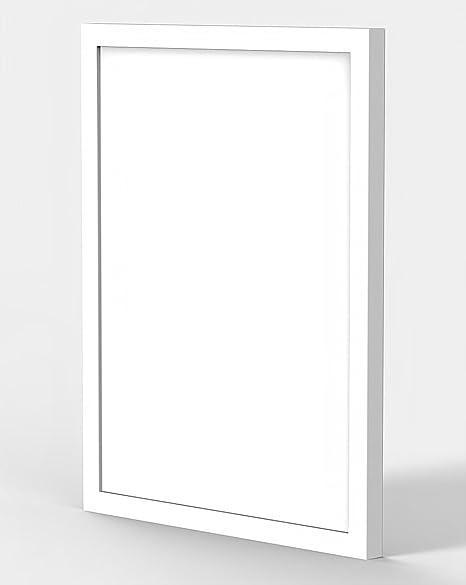 Cornici Moderne Per Foto.Cornici Moderne Piatte In 100 Legno Per Fotografie E Quadri Di