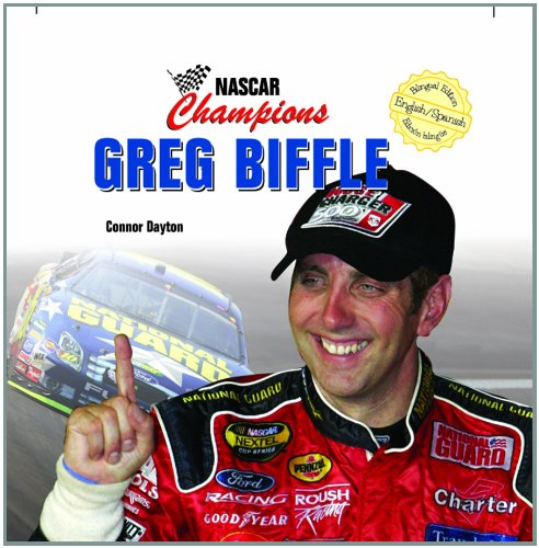 Greg Biffle (Nascar Champions) (Spanish and English Edition)