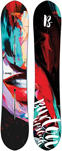 Burton Lip-Stick Snowboard Womens Sz 149cm - Pro Twin Tip Skis