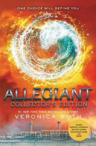 Allegiant Collector's Edition (Divergent Series-Collector's Edition Book 3) (Ebook Kindle Divergent)
