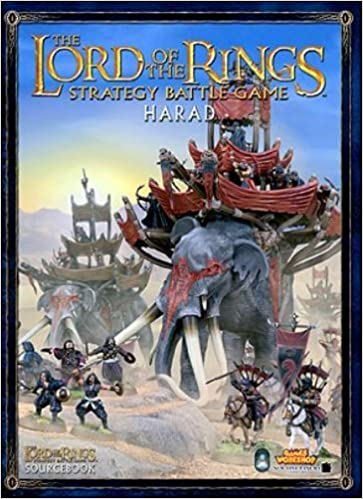 Book Harad (The Lord of the Rings Strategy Battle Game) by Matthew Ward (2008-02-01)