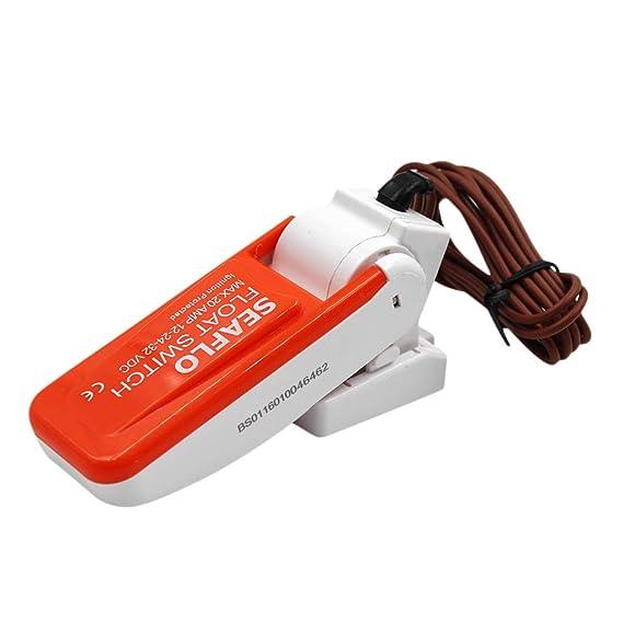 Sharplace 1 Pieza Interruptor de Flotador Automático Bombas de Presión de Agua Durable: Amazon.es: Deportes y aire libre