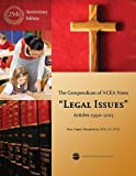 Twenty-five years of articles from NCEA Notes, the newsletter for Catholic schools, compiled into one publication. Updates have been made on many articles with reference to new developments, more recent legal thinking, and case law. The articles are ...