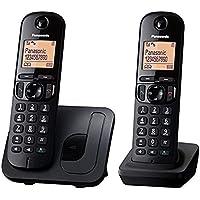 Panasonic KX-TGC212MEB Teléfono