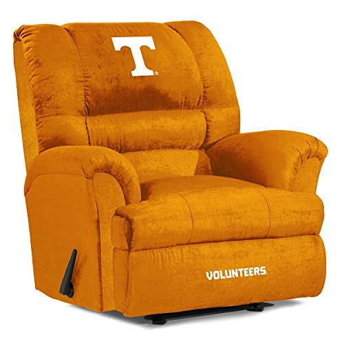 Imperial Officially Licensed NCAA Furniture: Big Daddy Microfiber Rocker Recliner, Nebraska Cornhuskers (Team Big Daddy Chair Recliner)