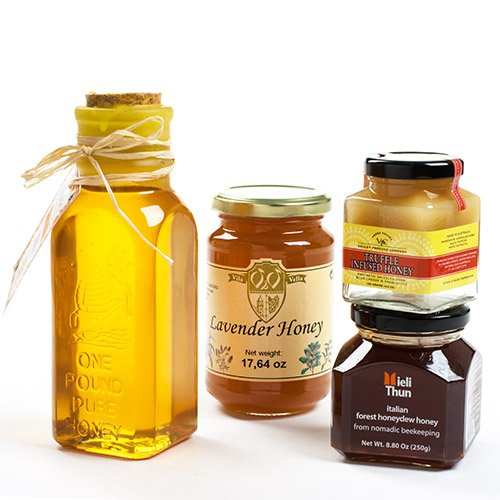 A World of Honey Collection (2.9 pound) (Red Clover Honey)