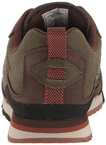 Burnt Olive Uomo Sneaker Merrell Verde Dusty Rock 0wRdqqA