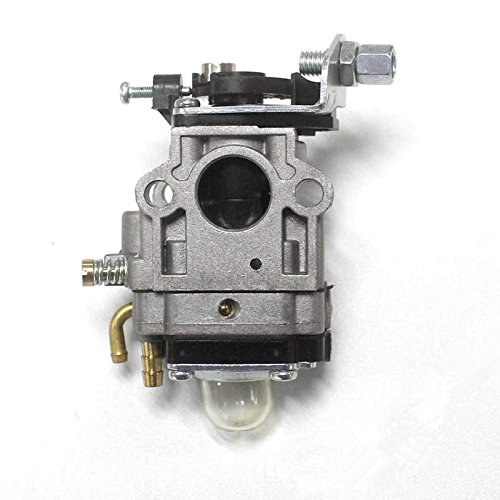Queta para carburador para Motor de desbrozadora 52 CC 49 CC 43 CC, Kit Carbu con Junta, Tubo, Bujía y Filtro de Gasolina