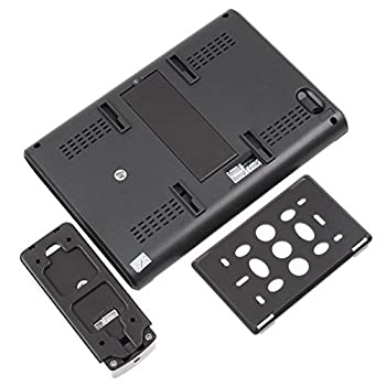 Mountainone 7 Inch Video Door Phone Doorbell Intercom Kit 1-camera 1-monitor Night Vision 5
