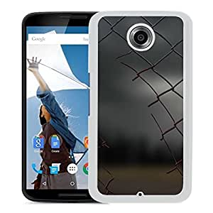 New Beautiful Custom Designed Cover Case For Google Nexus 6 With Network Rail (2) Phone Case
