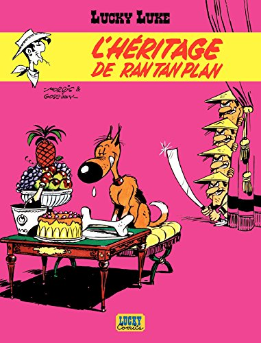 Lucky Luke - tome 11 – L'Héritage de Rantanplan (French Edition)
