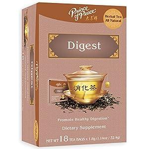 Prince of Peace® Digest Herbal Tea 18 Bags