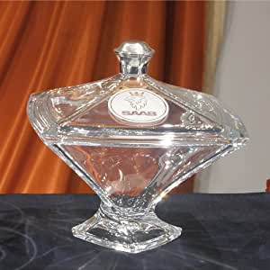 Bombonera Cristal Personalizada