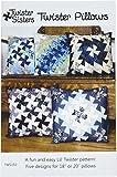 lil twister - Twister Sisters TWS102 Pillows Pattern