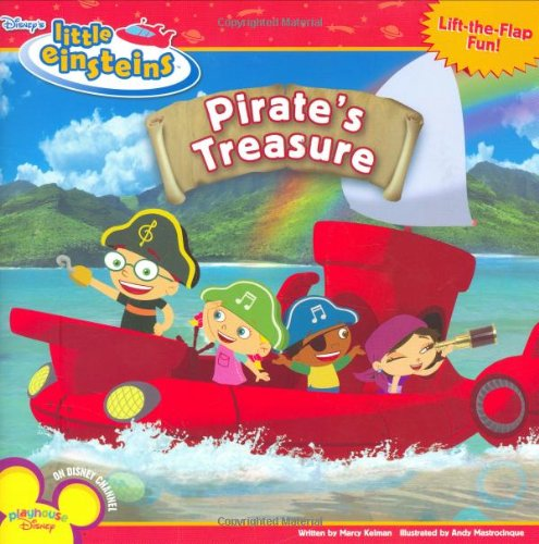 Disney's Little Einsteins: Pirate's Treasure