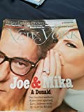 New York Magazine (July 24, 2017 - August 6, 2017) Mika Brzezinski and Joe Scarborough Cover