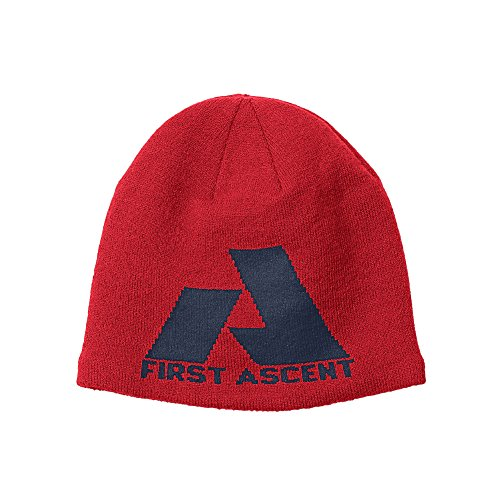Ascent Beanie - Eddie Bauer Womens Telemetry First Ascent Beanie, Cardinal Regular One Size