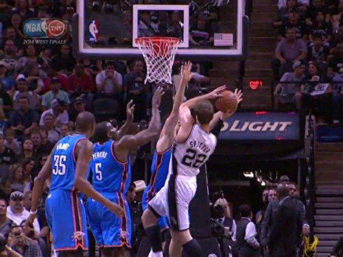 Oklahoma City Thunder at San Antonio Spurs, Game - 77 3 Run