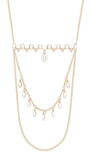 Swarovski Women s Chain with Pendant Crystal 40 cm 5265345  Amazon.co.uk   Jewellery 79e8053e5c
