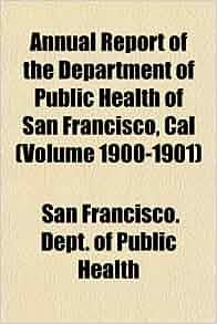 Health Alerts - San Francisco Department of Public Health
