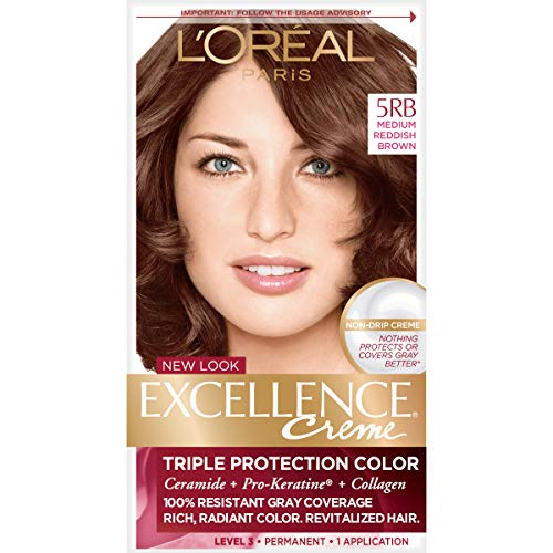 LOreal Paris Excellence Creme Medium