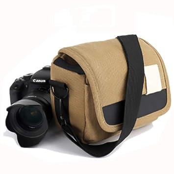 JSX Bolsa Hombro de la cámara réflex Digital, la Foto de SLR Bolso ...